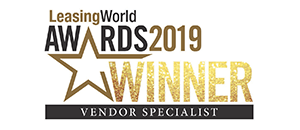 Leasing World Awards 2019 Winner: Vendor Specialist